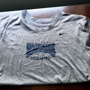 Nike Tops - SUNY Geneseo Knights Field Hockey T-shirt (Large)